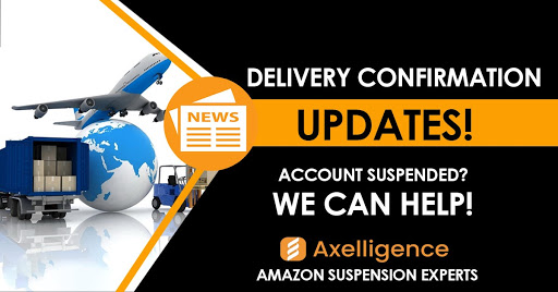 delivery confirmation updates