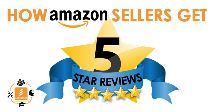 HOW TO GET 5 STAR REVIEWS ON AMAZON